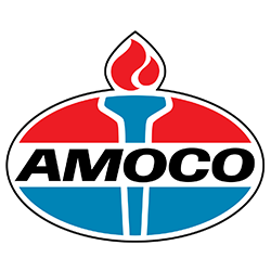Big Amoco Sign