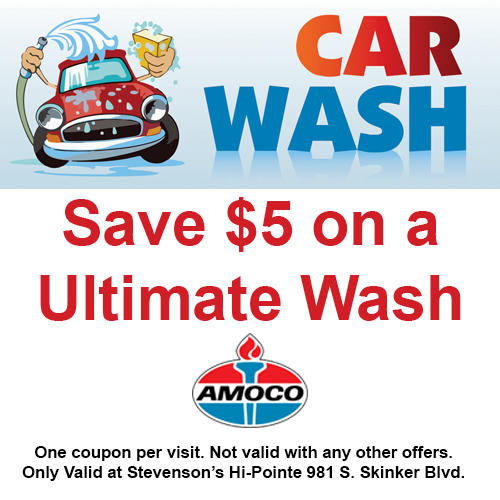 Save $5 – Ultimate Car Wash