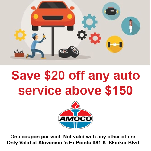 Save $20 Off $150 – Service
